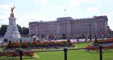 Buckingham Palace London Queen Elizabeth Ii S Official Residence Picture Of
