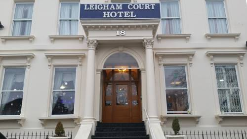 Picture of Leigham Court Hotel