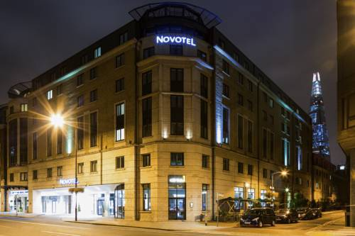 Picture of Novotel London City South