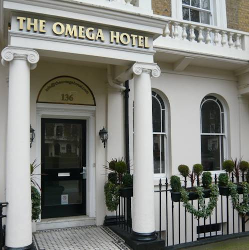 Picture of Omega Hotel