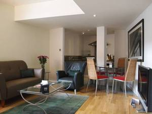 Picture of Executive One-Bedroom Apartment