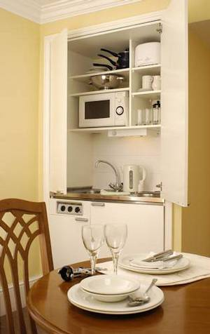 Picture of Single Studio Apartment