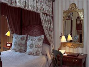 Picture of Four Poster Suite