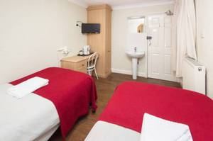 Picture of Economy Twin Room with Shared Bathroom