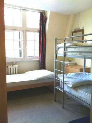 Picture of Bed in 3-Bed Mixed Dormitory Room