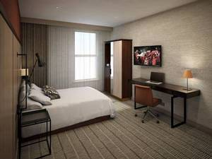 Picture of Accessible Queen Guest Room