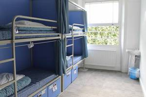 Picture of Bed in 4-Bed Mixed Dormitory Room with Private Bathroom