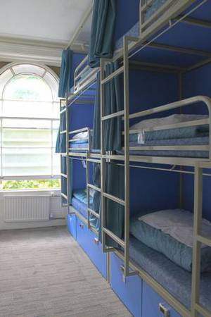 Picture of Bed in 9-Bed Mixed Dormitory Room with Private Bathroom