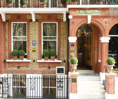 Picture of Twenty Nevern Square Hotel & Restaurant